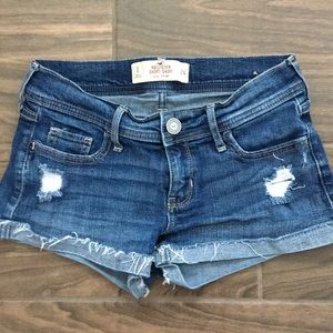Hollister Youth Women's Shorts